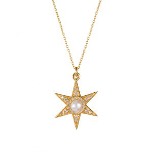 Alexis Necklace In Yellow Gold