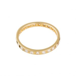 Chelsea Ring In Yellow Gold