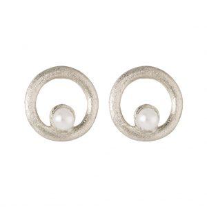 Elissa Earrings In Sterling Silver