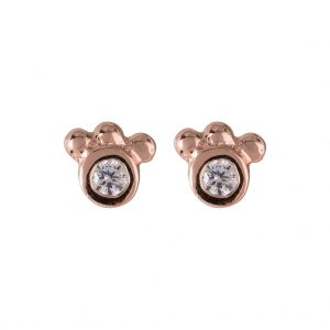 Kalinda Earrings In Rose Gold