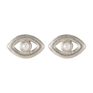 Leticia Earrings In Sterling Silver