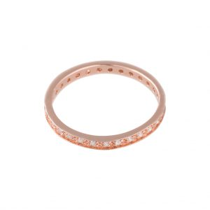 Shanghai Ring In Rose Gold