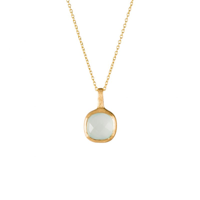 Stockholm Necklace In Yellow Gold