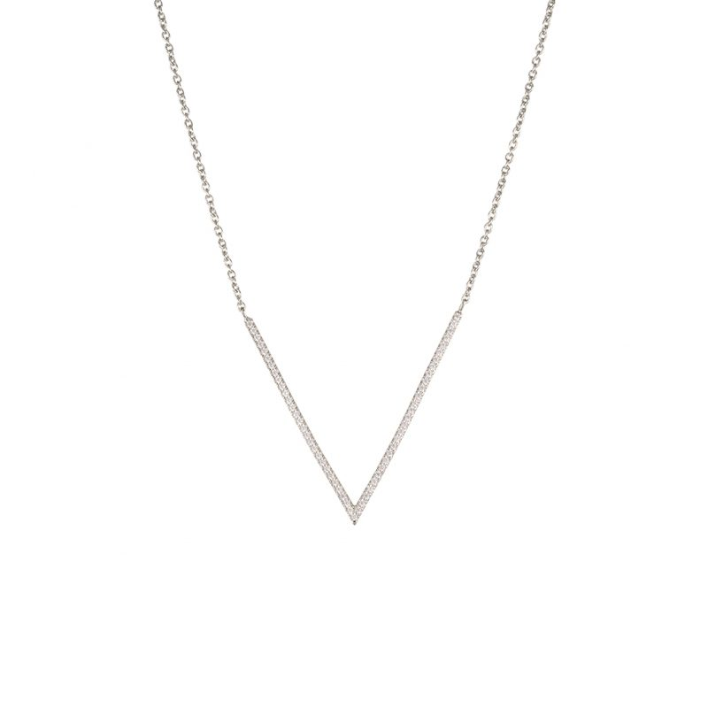 Sydney Necklace In Sterling Silver
