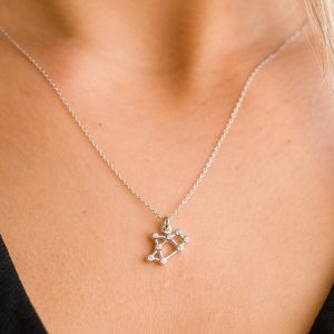The Aquarius Zodiac Necklace