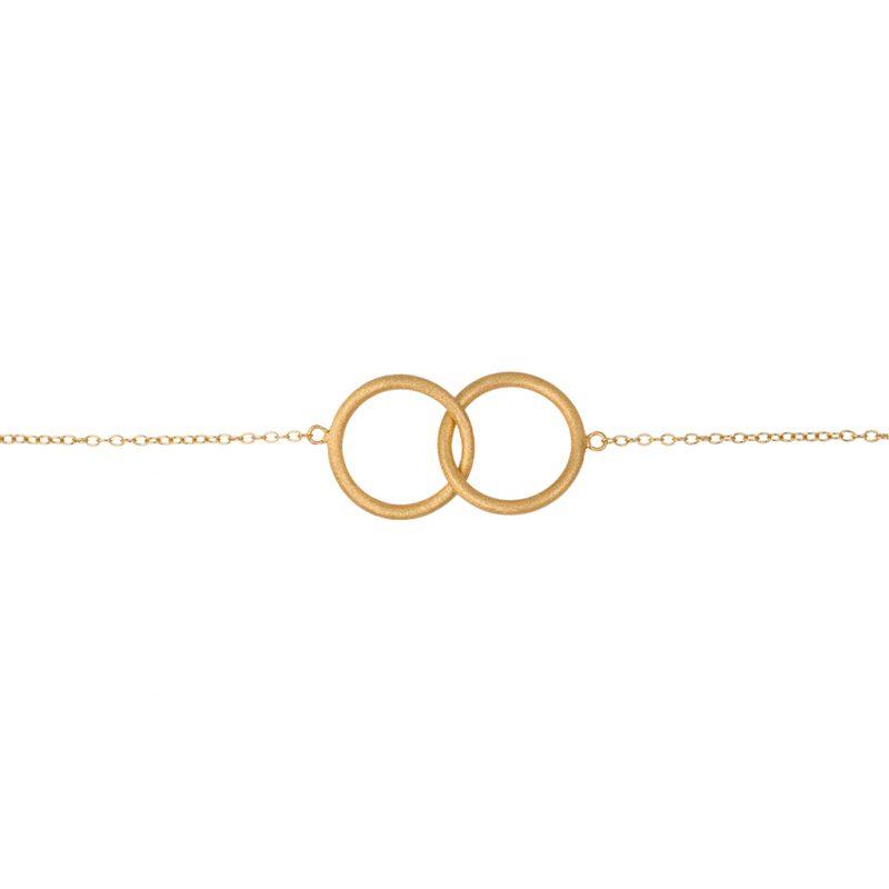 The Bruges Bracelet In Rose Gold