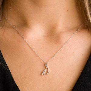 The Capricorn Zodiac Necklace