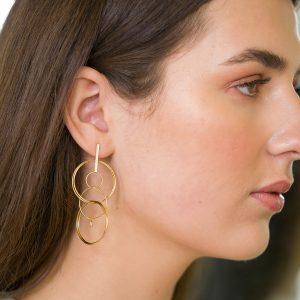 The London Drop Earrings