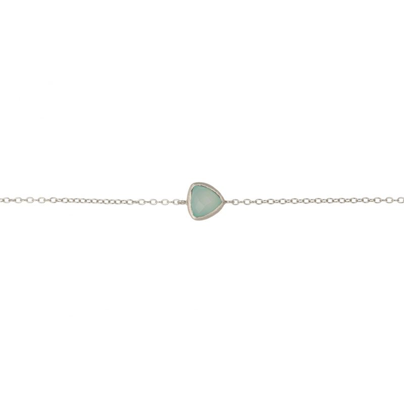 The Malmö Bracelet In Sterling Silver