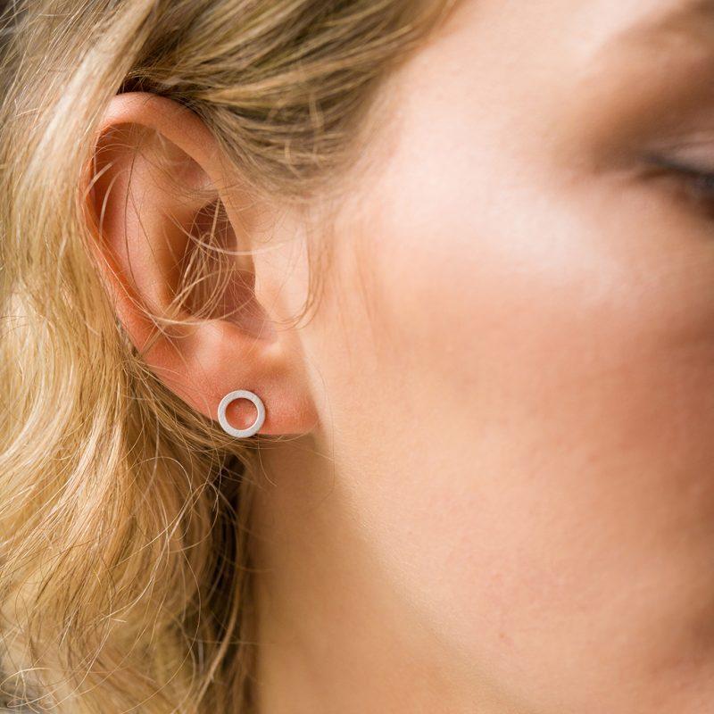 The Marie Disc Earrings
