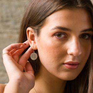 The Mandala Earrings