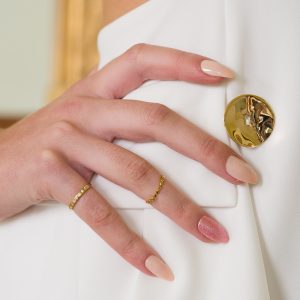 The Paris Heart Ring & The Chelsea Ring