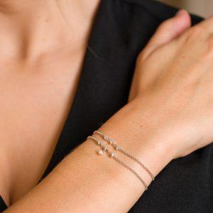 The Candy Bracelet & The Peggy Bracelet