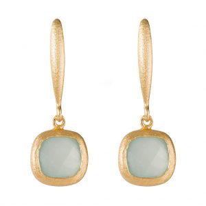 The Reykjavik Earrings In Yellow Gold