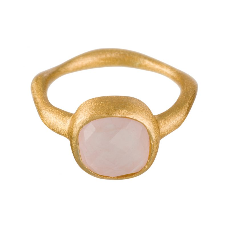 The Stockholm Ring In Yellow Gold