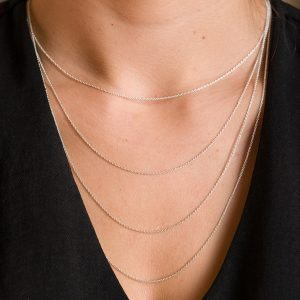 The Skinny Cable Chain