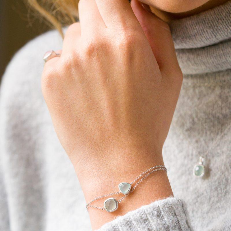 The Stockholm Necklace, The Stockholm Bracelet & The Malmö Bracelet