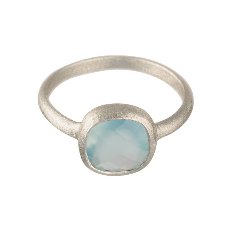 The Stockholm Ring In Sterling Silver