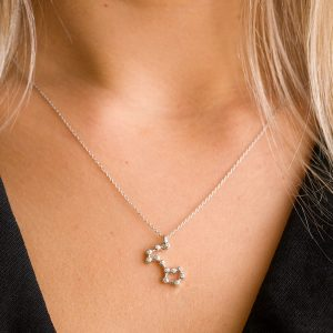 The Virgo Zodiac Necklace