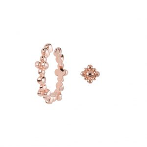 Gigi Ear Party Duo In Rose Gold