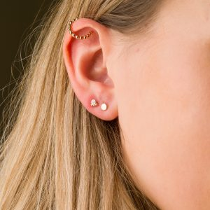 Kiki Ear Party Duo In Rose Gold